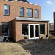 aanbouw woonkamer 54