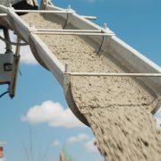 fundering aanbouw beton storten